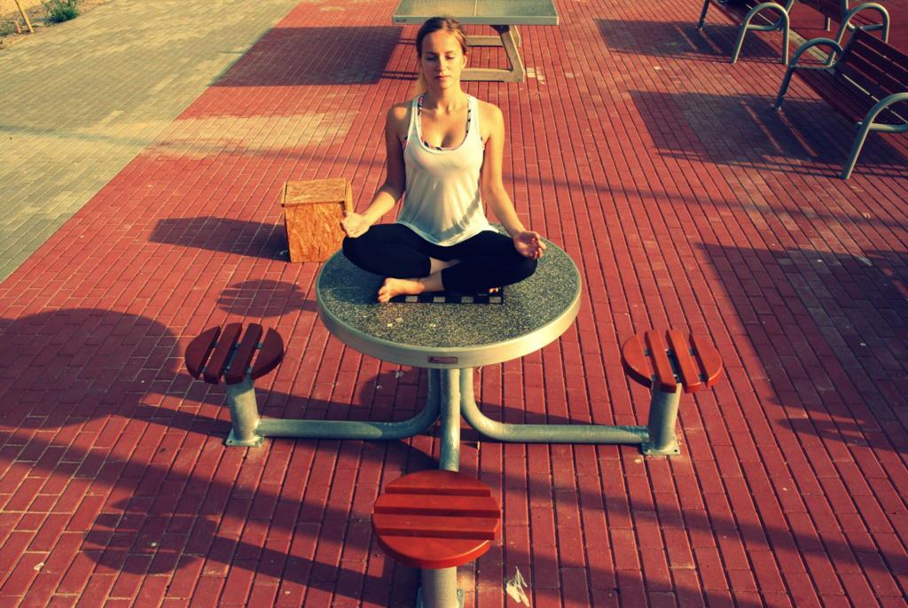 Medytacja mindfulness – żyj tu i teraz