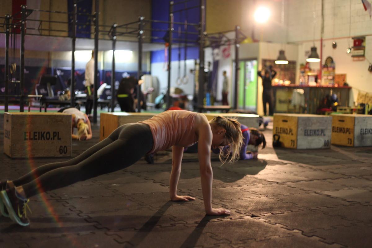 FireWorkout – trening, którego potrzebujesz