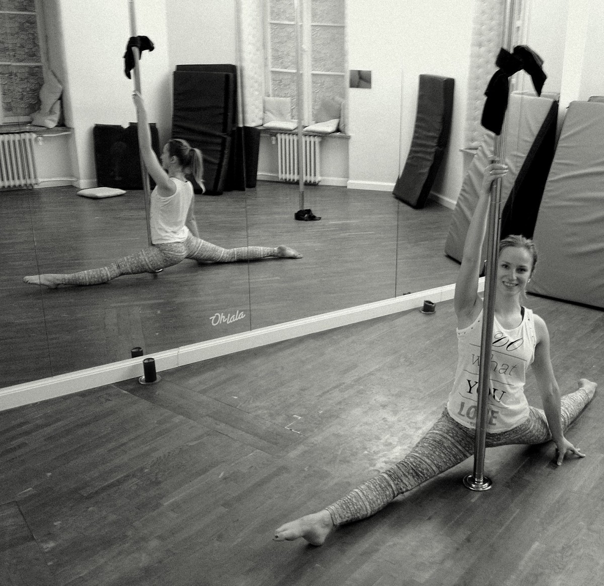 Pole dancerka to nie striptizerka