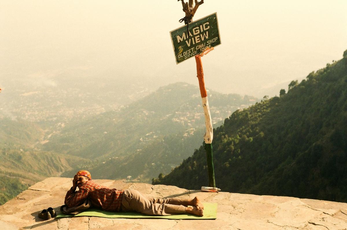 Podróż do Indii – flashback