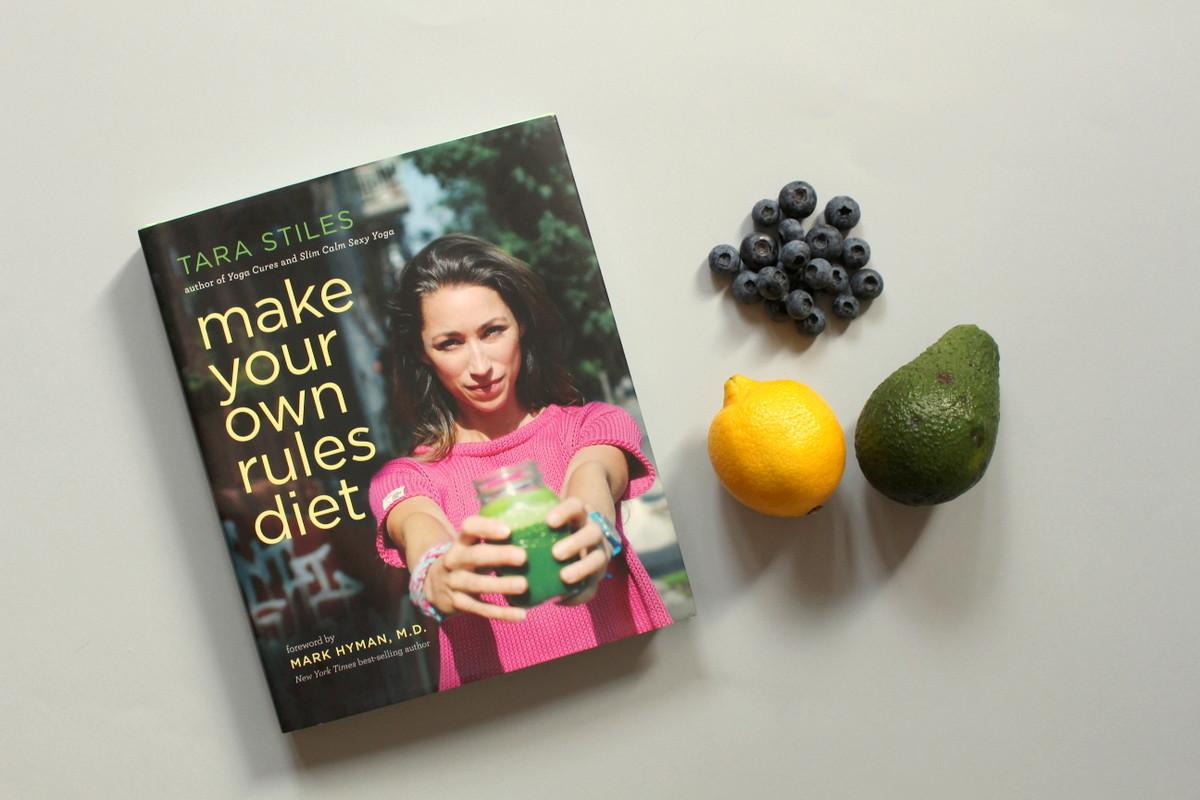 Make your own rules diet – moja ulubiona książka o zdrowym stylu życia