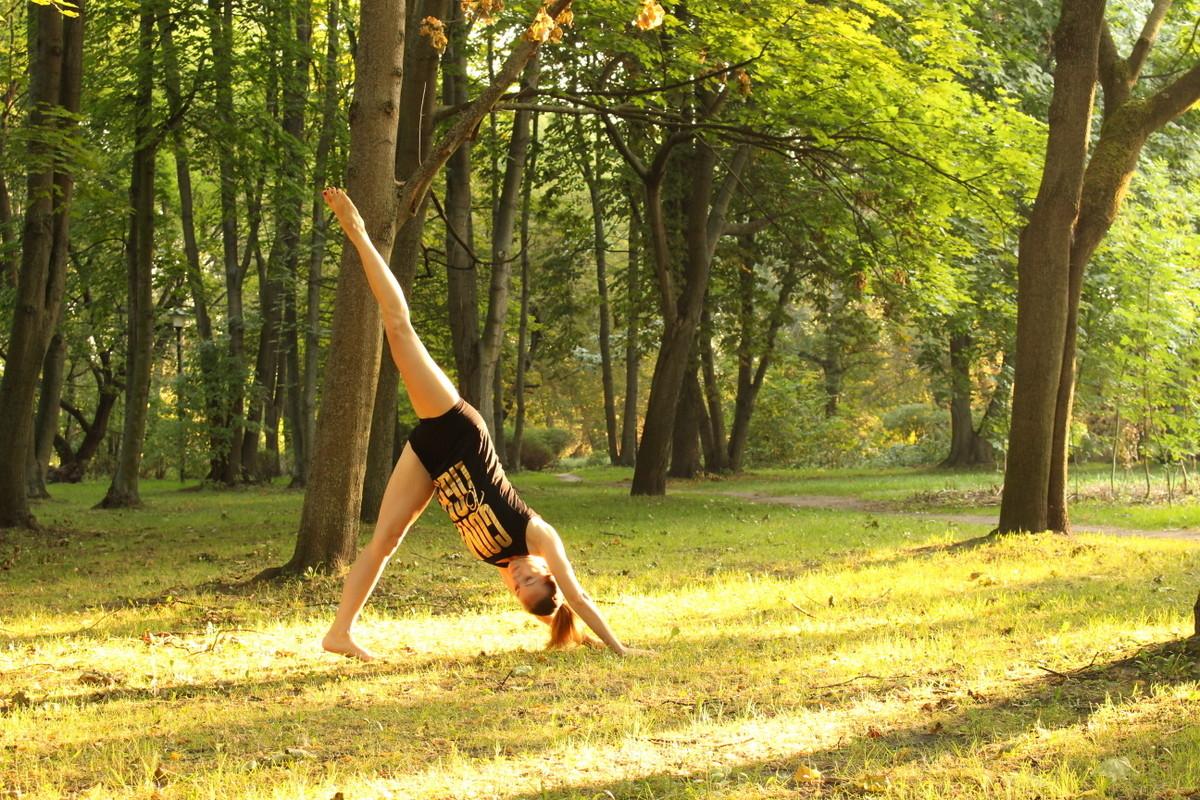 Czy joga jest tylko dla spokojnych osób?