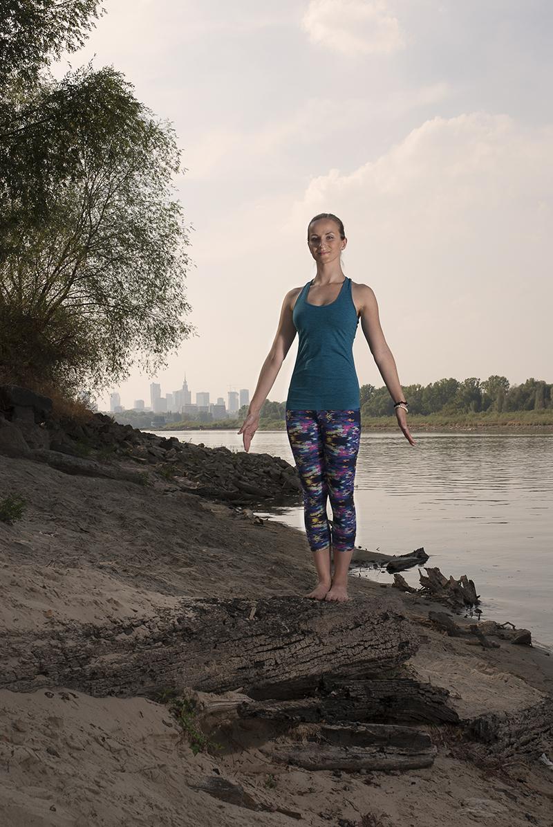 Joga – bezpieczna i efektywna #2 – Pozycja góry