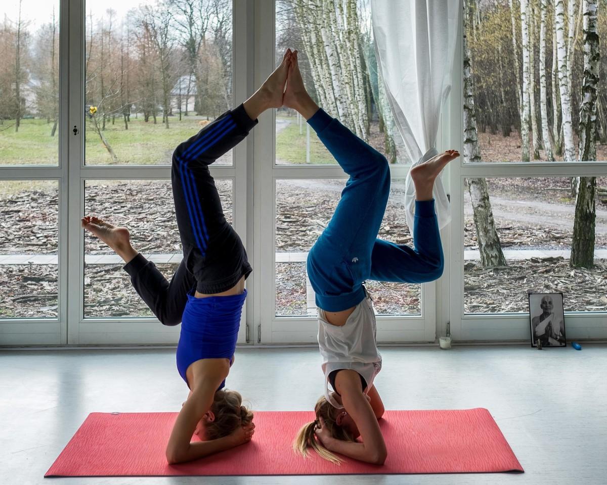 Cały weekend z jogą? Wyjazd z Yoga Republic
